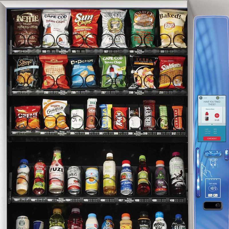 Houston vending services